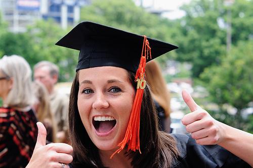 money for college graduate