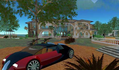 second life finance
